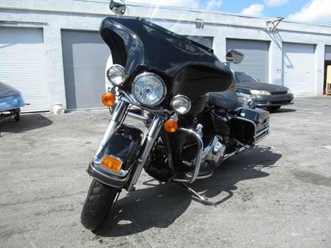 2013 Harley-Davidson Road King for sale in Margate, FL