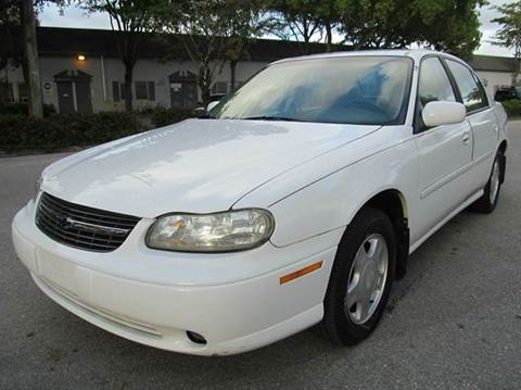 2000 Chevrolet Malibu for sale in Margate, FL