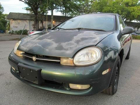 2000 Dodge Neon for sale in Margate, FL