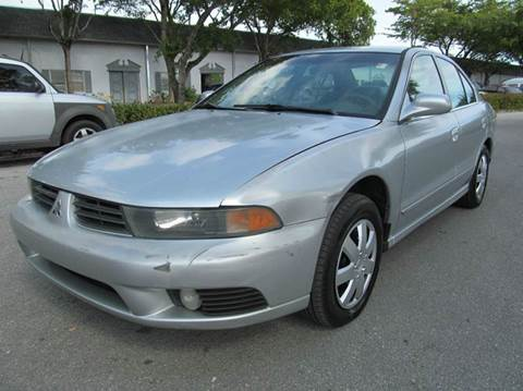 2003 Mitsubishi Galant for sale in Margate, FL