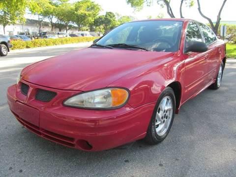 2004 Pontiac Grand Am for sale in Margate, FL