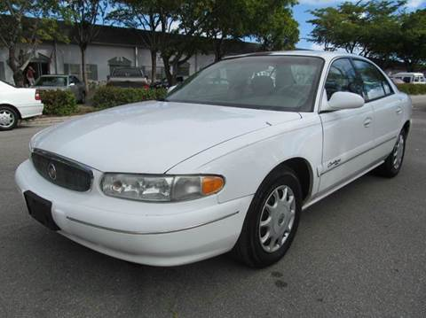 1999 Buick Century for sale in Margate, FL