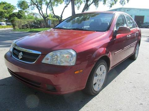 2007 Suzuki Forenza for sale in Margate, FL