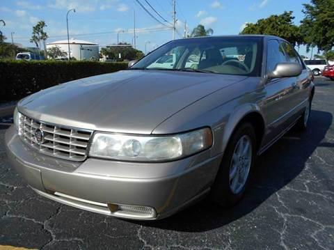 2003 Cadillac Seville for sale in Margate, FL
