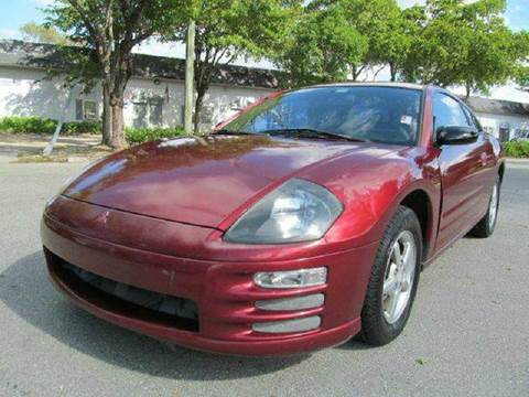 2000 mitsubishi eclipse for sale in margate fl