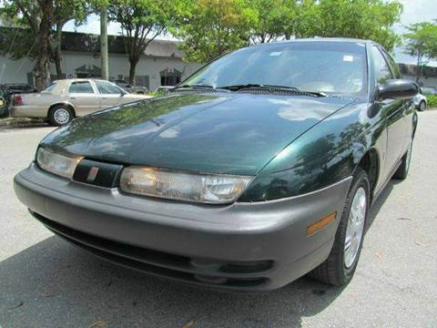 1997 Saturn S-Series for sale in Margate, FL
