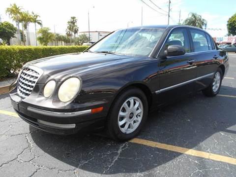 2004 Kia Amanti for sale in Margate, FL