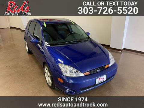 2004 Ford Focus SVT for sale in Longmont, CO