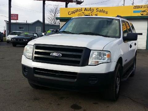 2007 Ford Expedition for sale at Capitol Auto Sales in Lansing MI