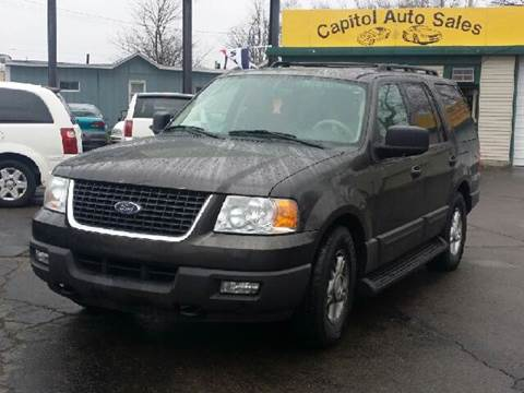 2005 Ford Expedition for sale at Capitol Auto Sales in Lansing MI