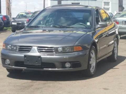 2003 Mitsubishi Galant for sale at Capitol Auto Sales in Lansing MI