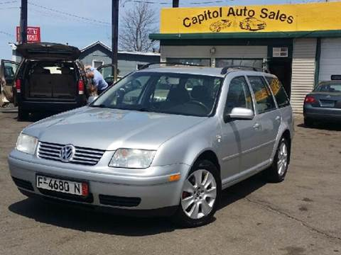 2005 Volkswagen Jetta for sale at Capitol Auto Sales in Lansing MI