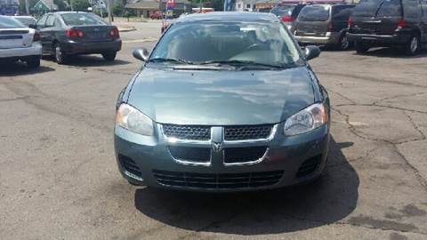 2006 Dodge Stratus for sale at Capitol Auto Sales in Lansing MI