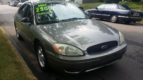 2004 Ford Taurus for sale at Capitol Auto Sales in Lansing MI