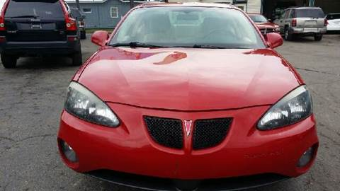 2007 Pontiac Grand Prix for sale at Capitol Auto Sales in Lansing MI