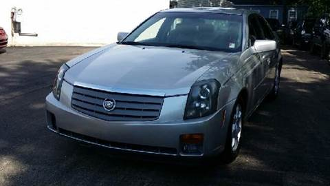 2003 Cadillac CTS for sale at Capitol Auto Sales in Lansing MI