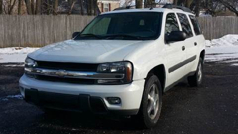 2005 Chevrolet TrailBlazer EXT for sale at Capitol Auto Sales in Lansing MI