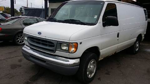 1997 Ford E-250 for sale at Capitol Auto Sales in Lansing MI
