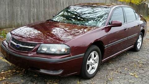 2003 Chevrolet Impala for sale at Capitol Auto Sales in Lansing MI