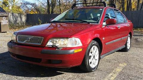 2001 Volvo S40 for sale at Capitol Auto Sales in Lansing MI
