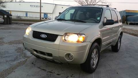 2005 Ford Escape for sale at Capitol Auto Sales in Lansing MI