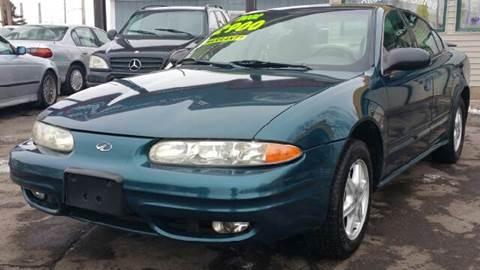 2002 Oldsmobile Alero for sale at Capitol Auto Sales in Lansing MI