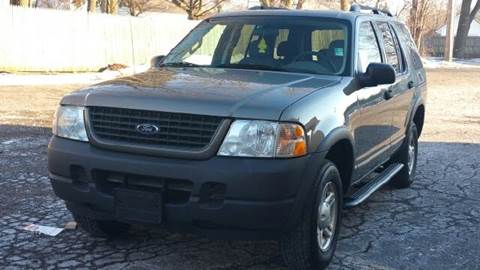 2003 Ford Explorer for sale at Capitol Auto Sales in Lansing MI