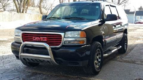 2002 GMC Yukon XL for sale at Capitol Auto Sales in Lansing MI