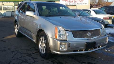 2004 Cadillac SRX for sale at Capitol Auto Sales in Lansing MI