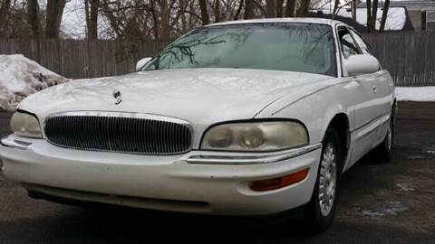 1997 Buick Park Avenue for sale at Capitol Auto Sales in Lansing MI