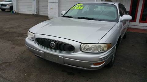 2000 Buick LeSabre for sale at Capitol Auto Sales in Lansing MI