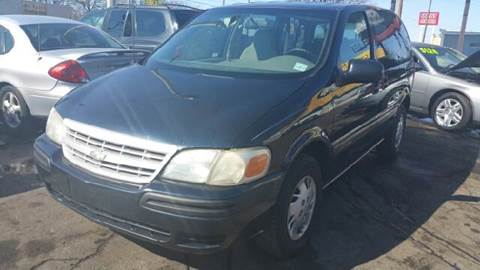 2002 Chevrolet Venture for sale at Capitol Auto Sales in Lansing MI
