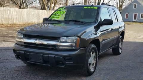 2005 Chevrolet TrailBlazer for sale at Capitol Auto Sales in Lansing MI