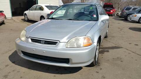 1996 Honda Civic for sale at Capitol Auto Sales in Lansing MI