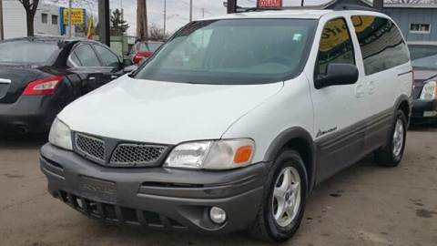 2004 Pontiac Montana for sale at Capitol Auto Sales in Lansing MI