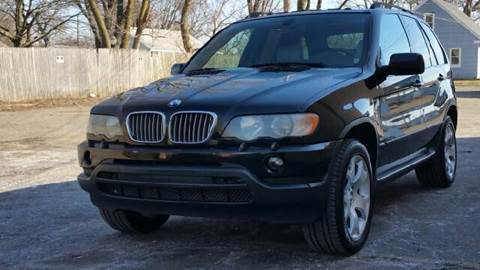 2001 BMW X5 for sale at Capitol Auto Sales in Lansing MI