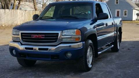 2004 GMC Sierra 1500 for sale at Capitol Auto Sales in Lansing MI