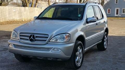 2004 Mercedes-Benz M-Class for sale at Capitol Auto Sales in Lansing MI