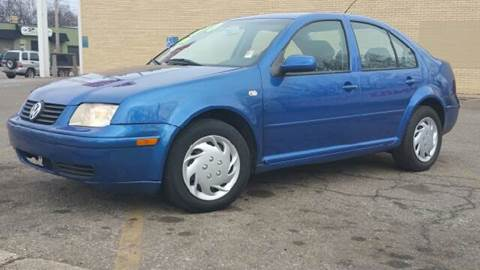 2001 Volkswagen Jetta for sale at Capitol Auto Sales in Lansing MI