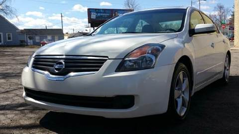 2009 Nissan Altima for sale at Capitol Auto Sales in Lansing MI