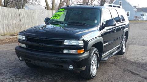 2004 Chevrolet Suburban for sale at Capitol Auto Sales in Lansing MI
