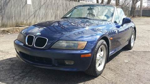 1997 BMW Z3 for sale at Capitol Auto Sales in Lansing MI