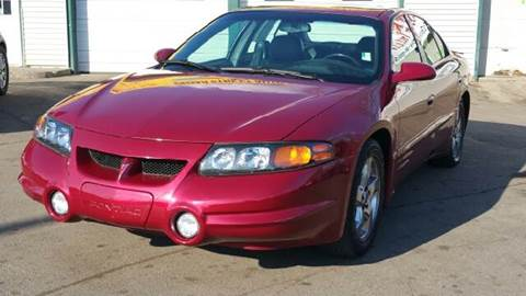 2003 Pontiac Bonneville for sale at Capitol Auto Sales in Lansing MI
