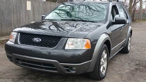 2007 Ford Freestyle for sale at Capitol Auto Sales in Lansing MI