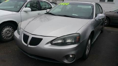 2006 Pontiac Grand Prix for sale at Capitol Auto Sales in Lansing MI