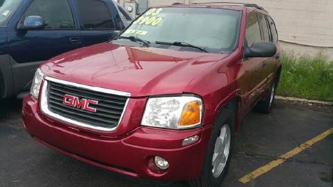2003 GMC Envoy for sale at Capitol Auto Sales in Lansing MI