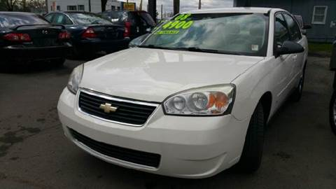 2008 Chevrolet Malibu Classic for sale at Capitol Auto Sales in Lansing MI