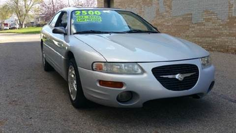 1997 Chrysler Sebring for sale at Capitol Auto Sales in Lansing MI