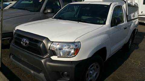 2013 Toyota Tacoma for sale at Capitol Auto Sales in Lansing MI