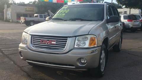 2004 GMC Envoy for sale at Capitol Auto Sales in Lansing MI